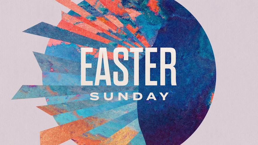 Easter Sunday!