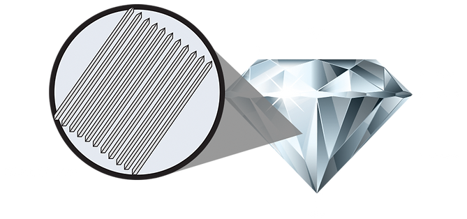 fire polish diamonds cutting