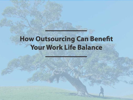Why Outsource – SAVE TIME AND MONEY!