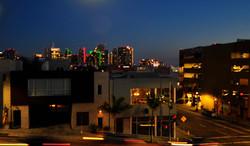 Downtown San Diego Twilight