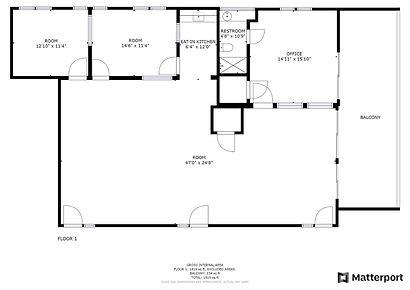 2535 Ketnner 3C13C2 floorplan