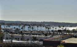 Harbor View from Kettner blvd