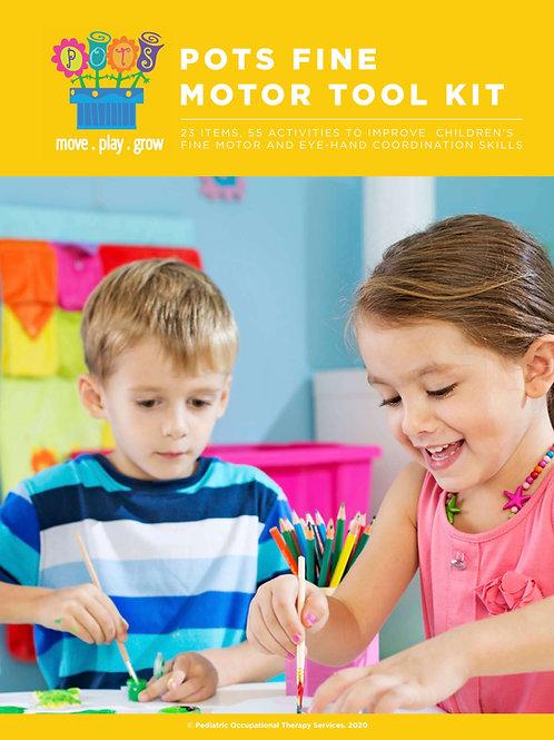 55 Fine Motor Activities [Ebook]