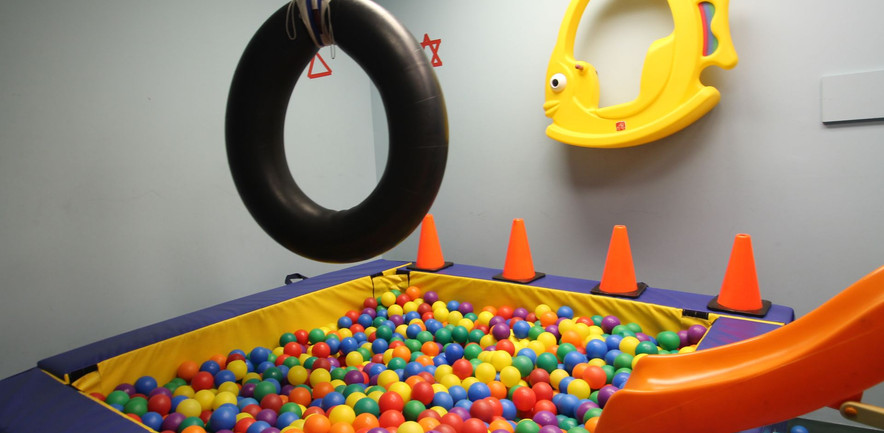 The Ball Pit Room