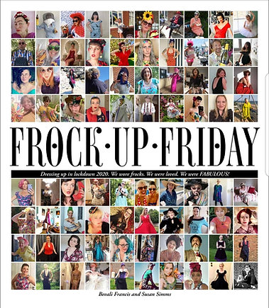 Frock Up Friday: the Book