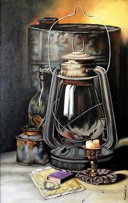 Lanthan | Acrylic on Canvas