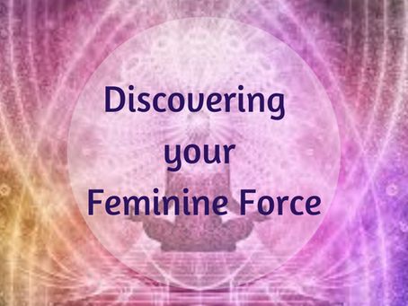 Discovering Your Feminine Power