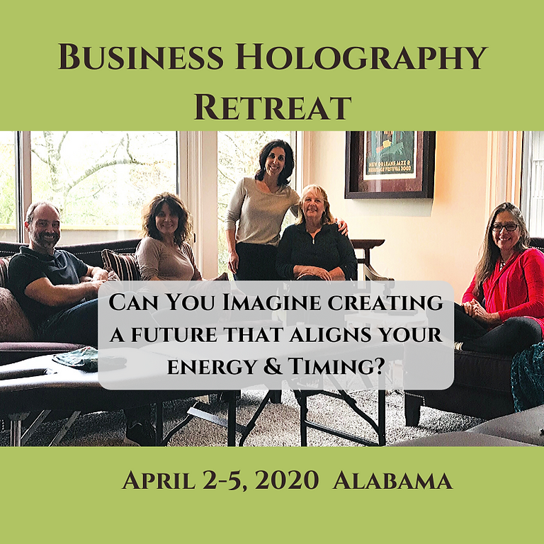 Business Holography Retreat