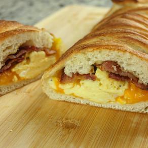 Breakfast Braid