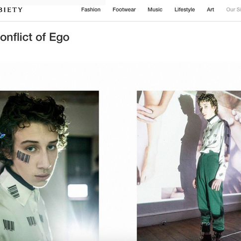HIGH SNOBIETY X CONFLICT OF EGO