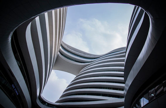 Galaxy SOHO, Beijing