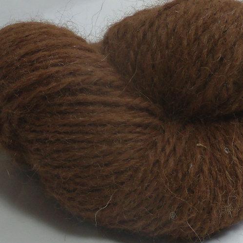 Alpaca wool, handspun