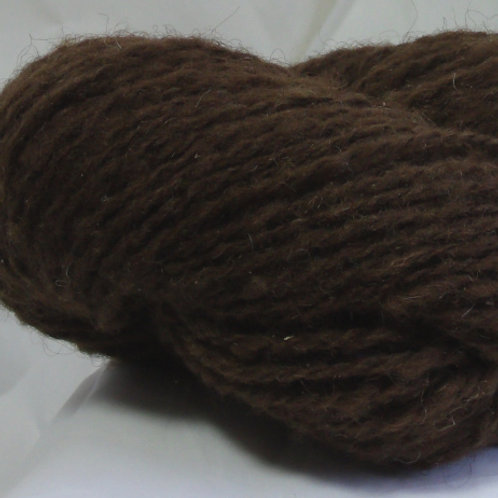 Shetland sheep wool, handspun yarn