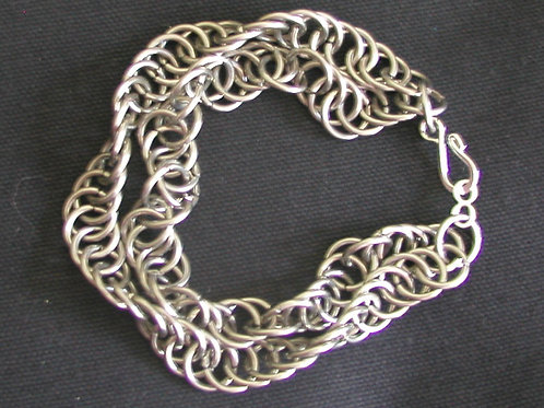 Spiral Chain Bracelet