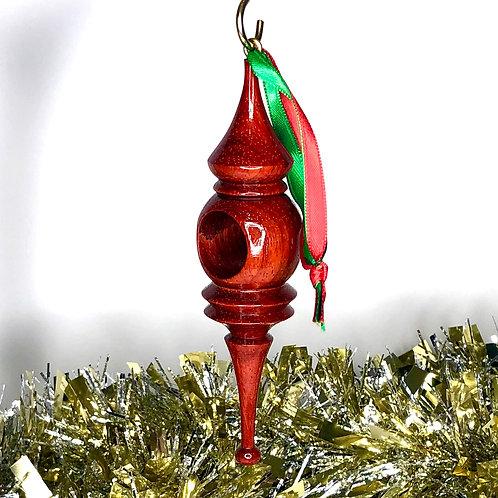 African Padauk Ornament 9