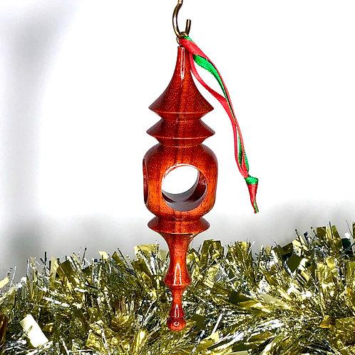 African Padauk Ornament 7