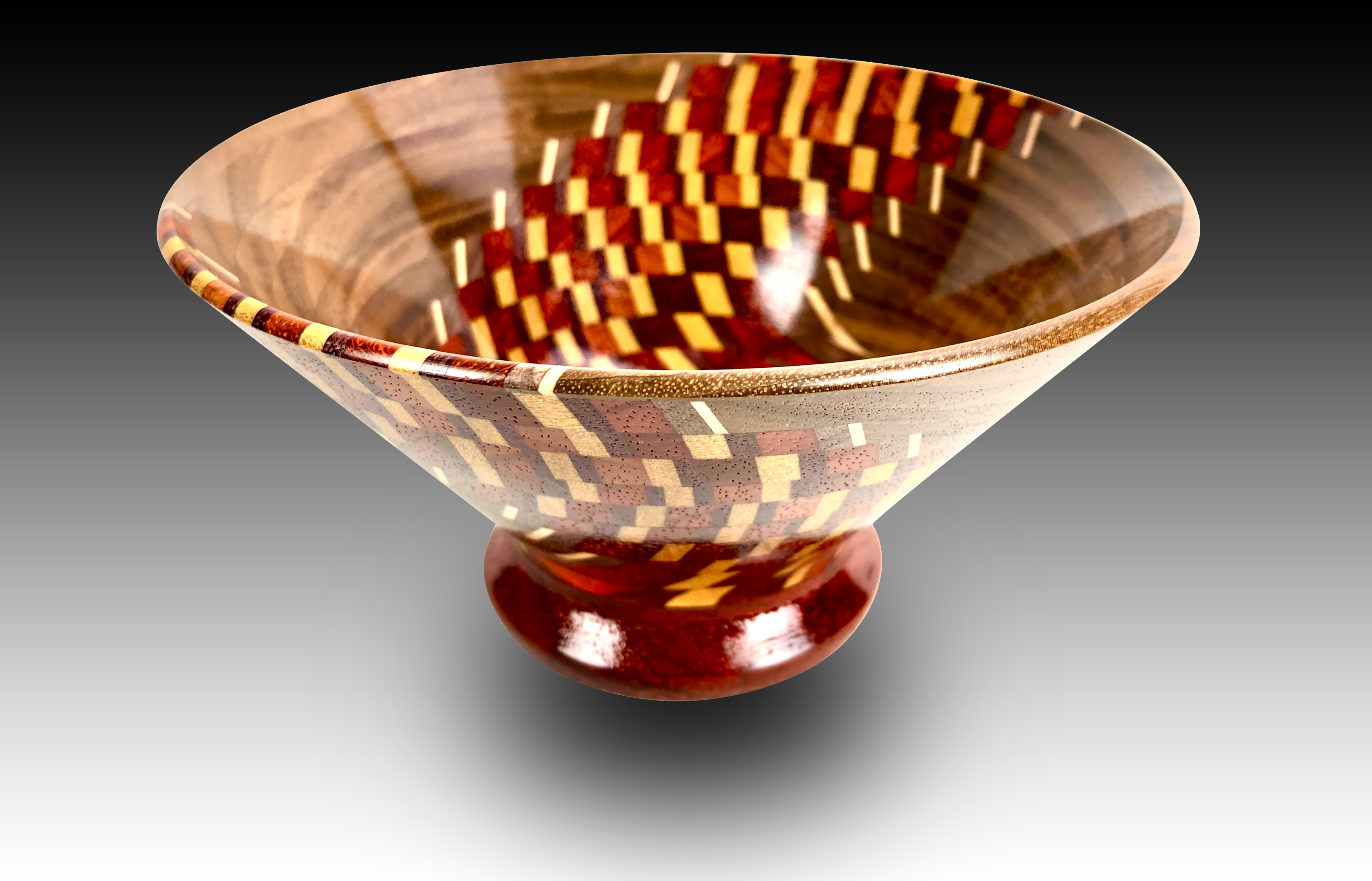 Candy Dish Single Twist 1