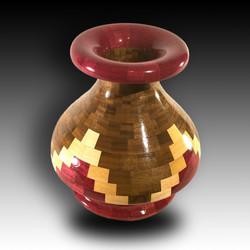 Pyramid Vase