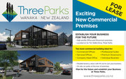 Office Park - FOR LEASE