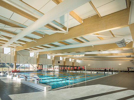 Wanaka Recreation Centre captures international attention