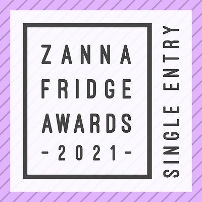 Fridge Awards - Single Entry Form