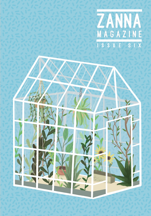 Zanna Magazine Issue Six