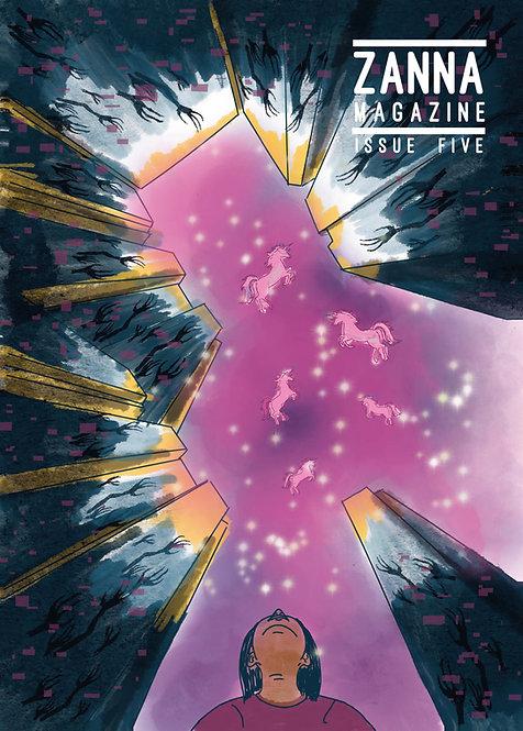 Zanna Magazine Issue Five