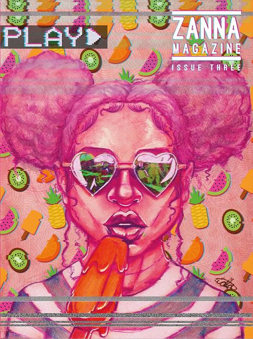 Zanna Magazine Issue Three