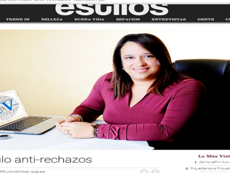 Revista Estilos- Currículo anti-rechazos