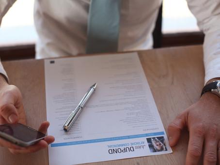 ¿Cómo enviar tu CV por correo electrónico?