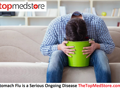 Stomach Flu is a Serious Ongoing Disease