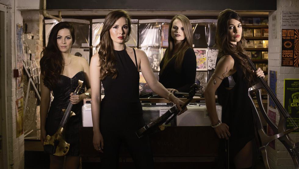 Vesper Electric String Quartet London