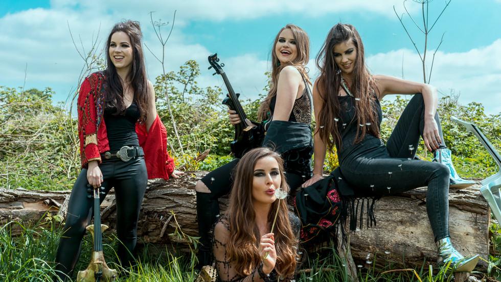 UK Electric string quartet for hire