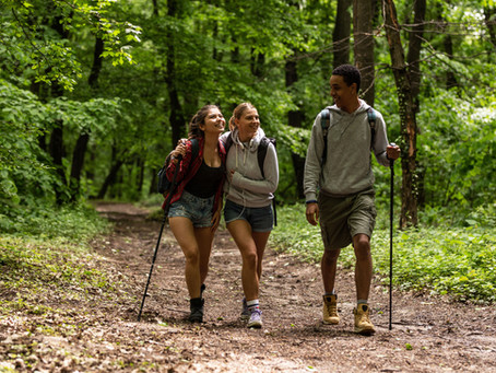 INTRODUCING VIRTUAL HIKING TRAILS ALL OVER THE WORLD!