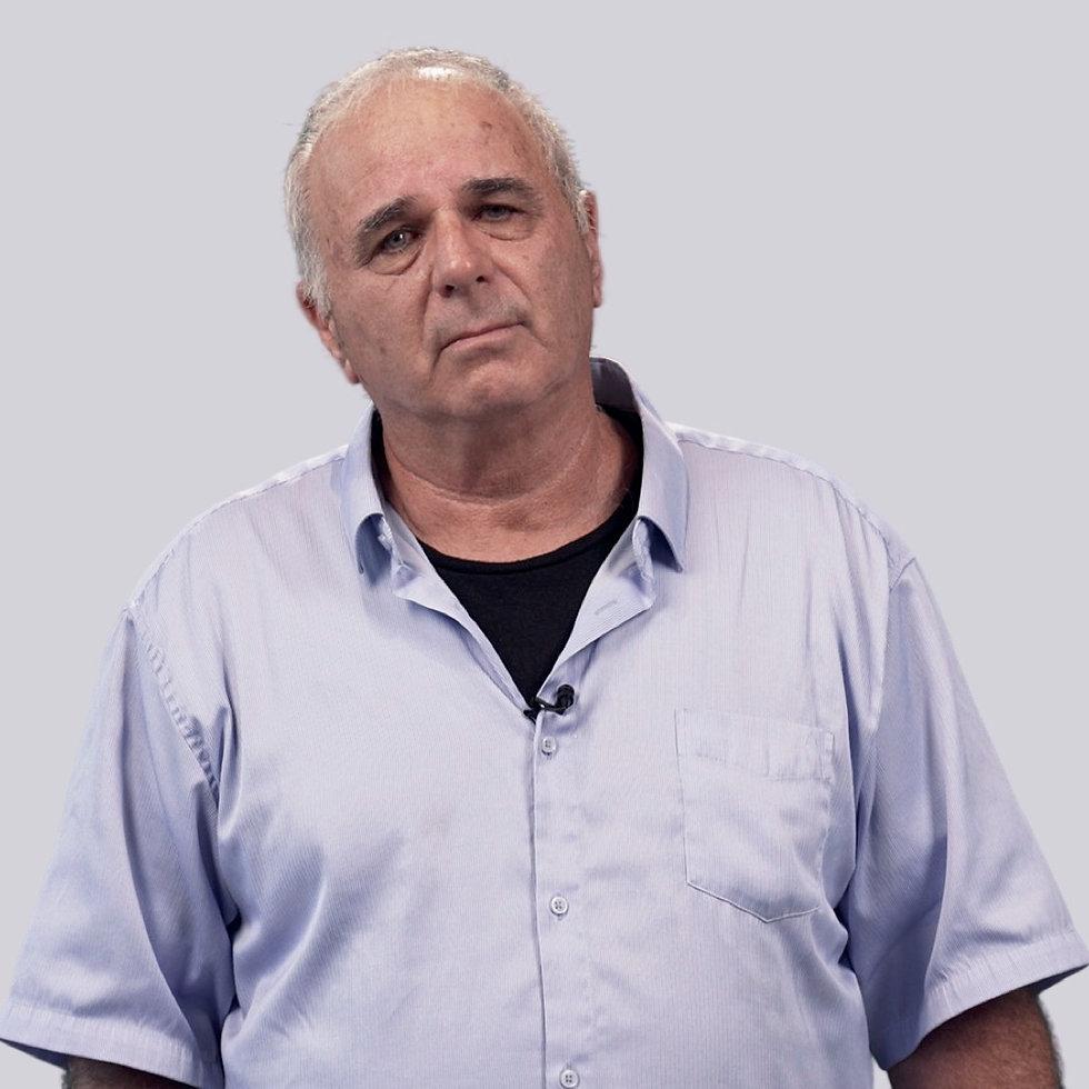 """עמרי פריש, כפר איזון  עו""""ס בתחום ההתמכרות לסמים"""