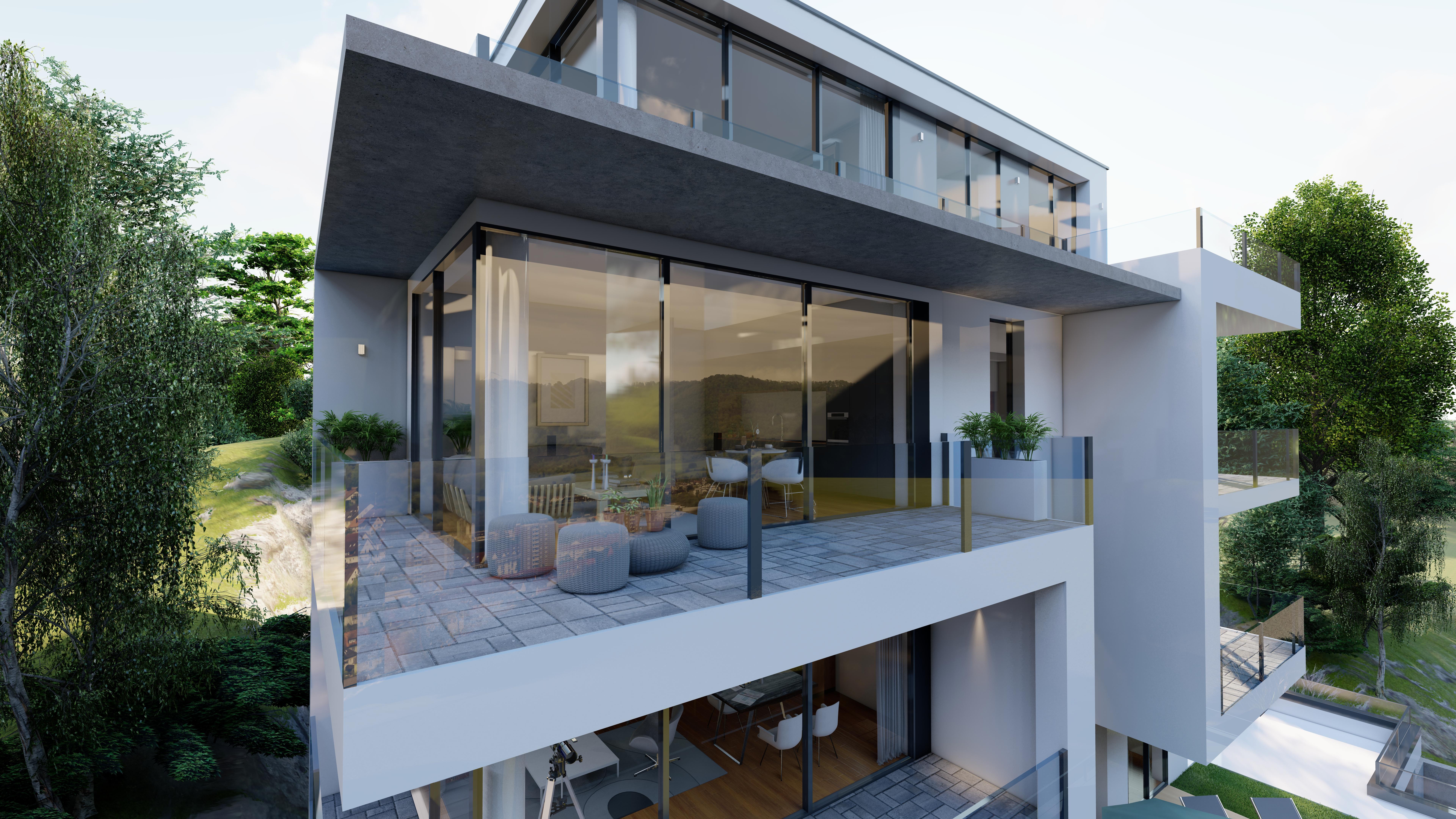 Mehrfamilienhaus WHG 1