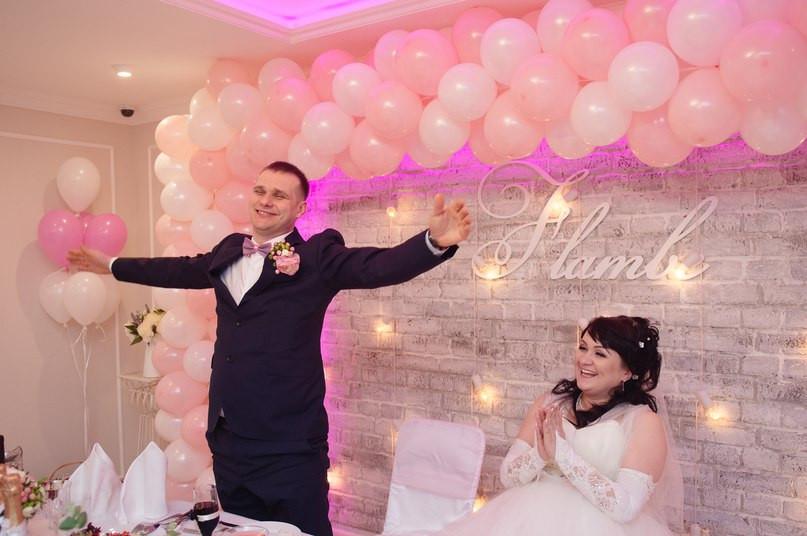 Проведение свадьбы спб