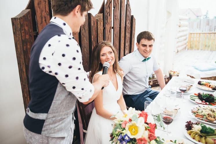Ведущий свадьбы СПб