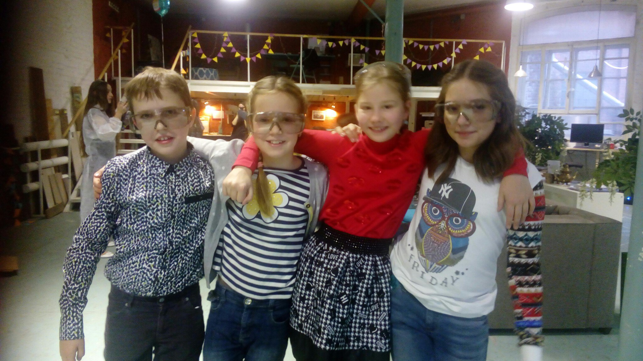 Квест для детей на день рождения СПб