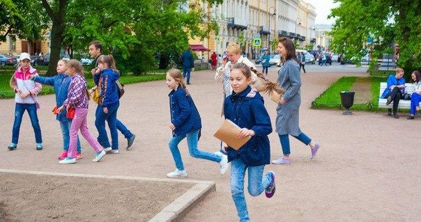 Детские квесты в Санкт-Петербурге