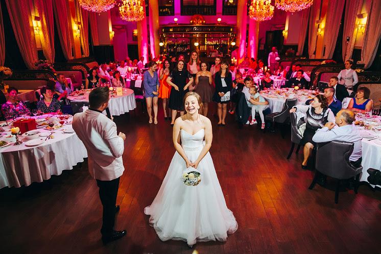 Ведущий свадьбы в СПб