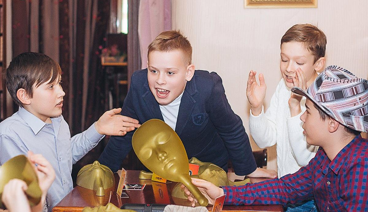 Игра Мафия для детей