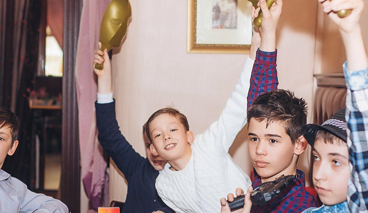 Мафия для детей СПб