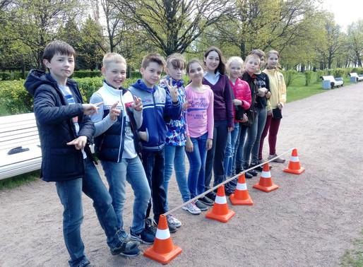 Детский квест в СПб - лучший праздник окончания учебного года