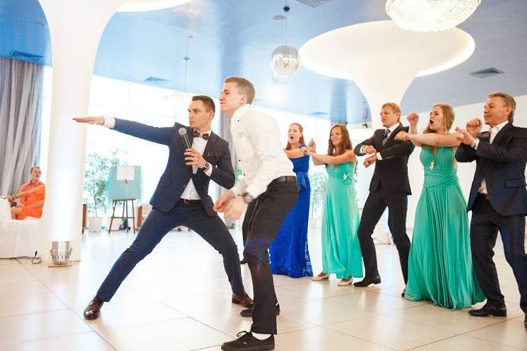 Свадебный ведущий СПб