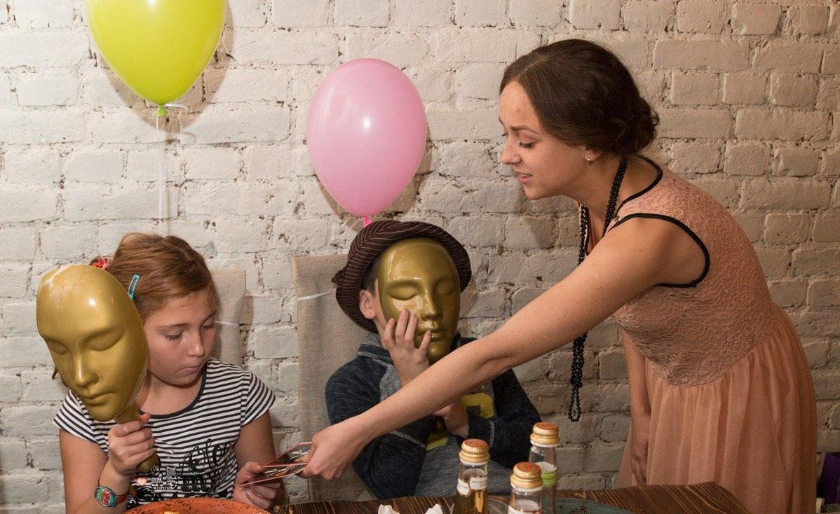 Мафия для детей в СПб