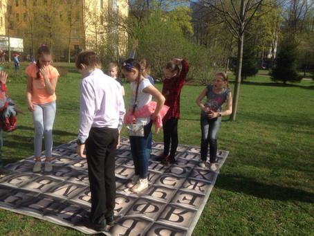 Квест Форт Боярд для детей - лучший  детский день рождения в СПб