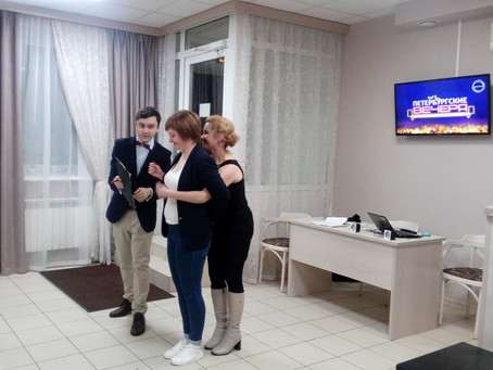 """""""Петербургские вечера"""" - взрывная доза радости на день рождения"""