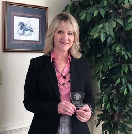 WDB83 Executive Director Terri Mitchell