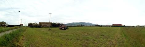 trinciatura del campo e sede SelvaGiurata